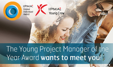 The Young Project Manager of the Year Award wants to meet you!