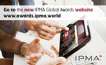 NEW: IPMA launches a Global Awards website