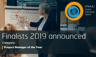 Project Manager of the Year Award Finalists 2019 announced!