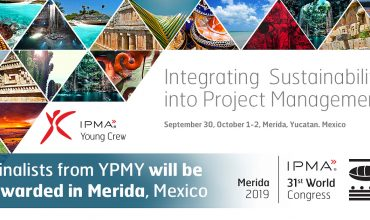 We are happy to announce the Young Project Manager of the Year Award Finalists!