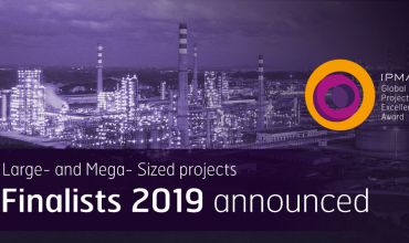 Finalists 2019 in the categories Large- and Mega sized projects announced!