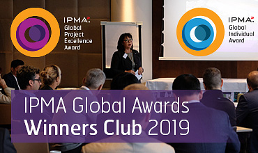 IPMA's Awards Winners Club session 2019 – World Congress in Merida, Mexico