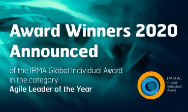 IPMA Agile Leader of the Year 2020 Winners