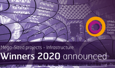 Get familiar with the Winners of the PE Awards in Mega-Sized projects 2020 – category Infrastructure
