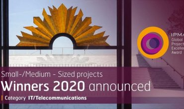 Read about the Winners of the PE Awards in Small-/Medium-Sized projects 2020 – category IT/Telecommunications