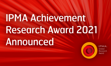 IPMA honors Prof. Wang Shouqing with the Research Achievement Award 2021