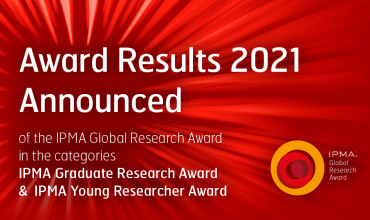 2021 IPMA Global Research Award Winners