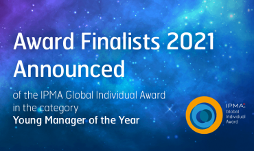 The 2021 IPMA Global Young Project Manager of the Year finalists have been selected