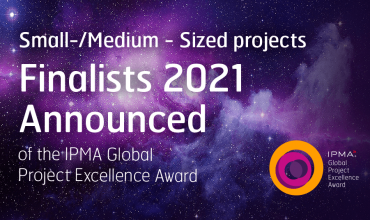 2021 Finalists in the category IPMA Project Excellence Awards Small-/ Medium- Sized projects announced