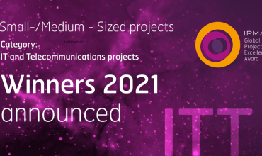 Read about the Winners of the PE Awards in Small-/Medium-Sized projects 2021 – category IT and Telecommunications