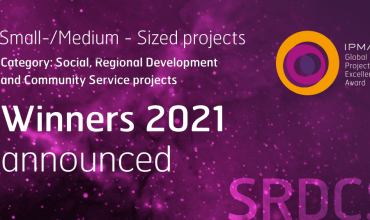 Check out the Winners of the Small-/Medium-Sized projects 2021 – Social, Regional Development and Community Service category
